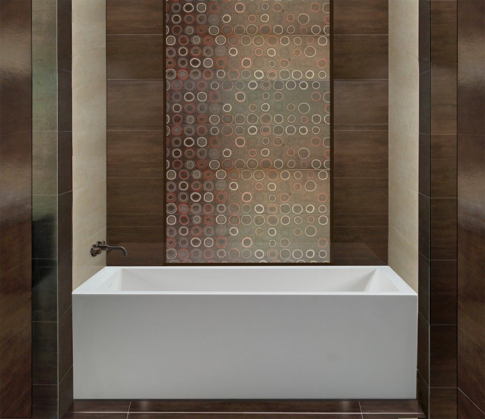 Maddux 2 alcove bathtub house pinterest alcove for Alcove bathtub definition