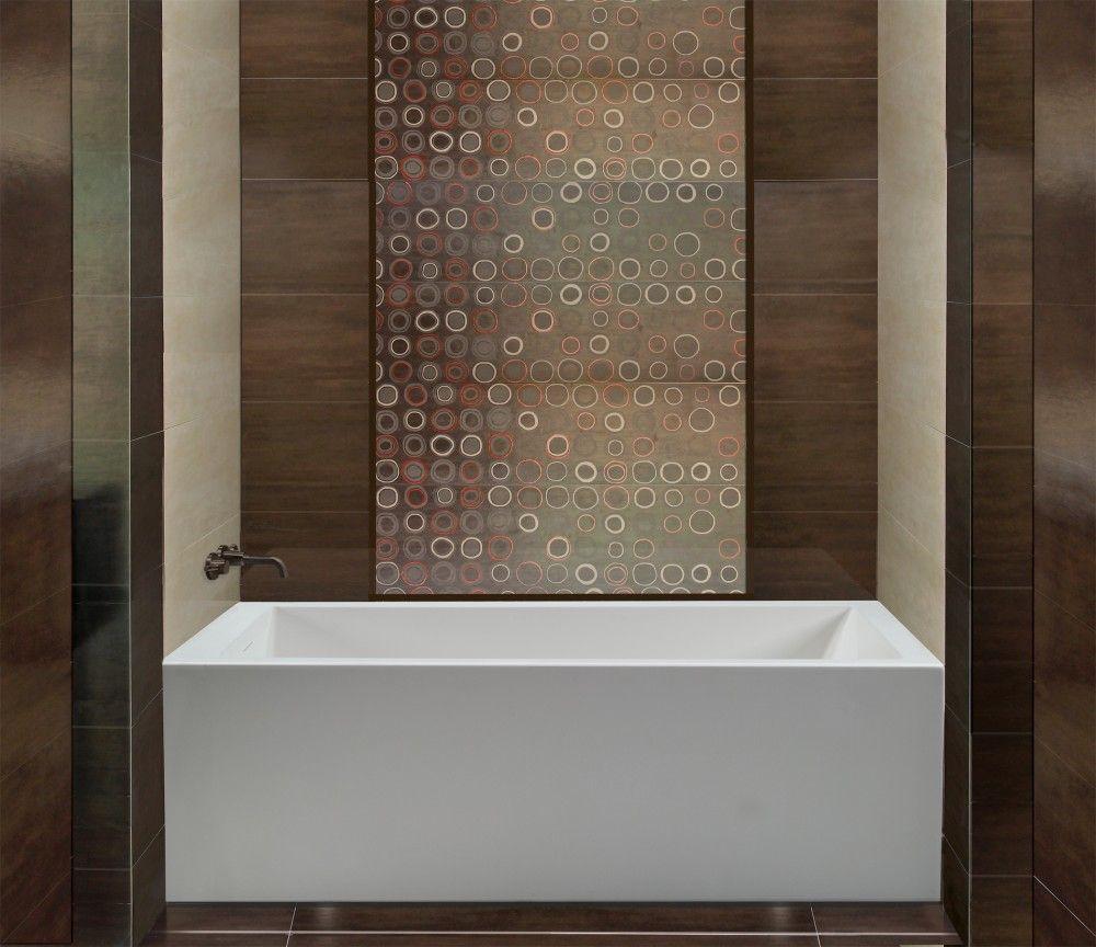 Maddux 2 Alcove Bathtub For The Home Pinterest