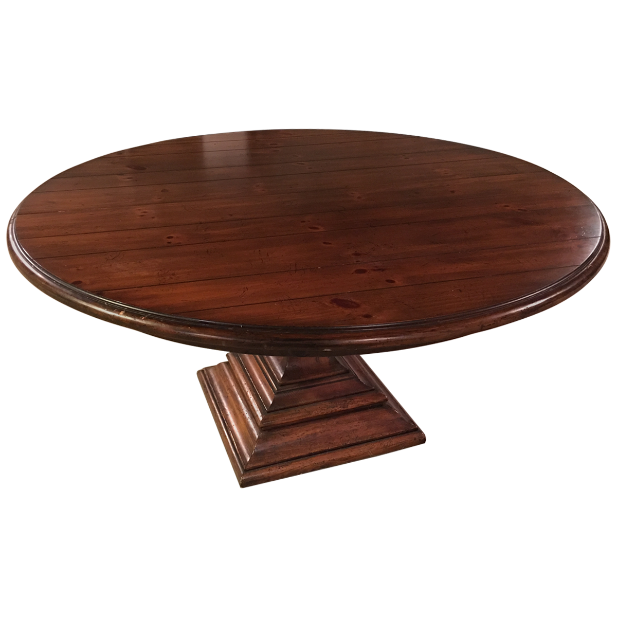 Viyet Designer Furniture Tables Ralph Lauren Rustic Dining Table Henredon