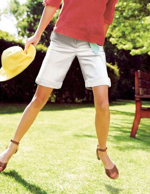 I Ve Spotted This Bodenclothing Off Duty Shorts Womens Shorts Denim Fashion Shorts