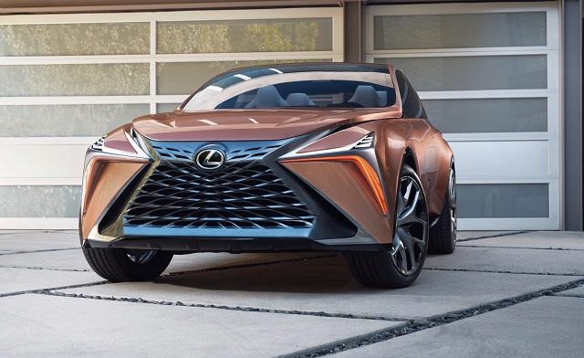 18++ Lexus gx redesign background