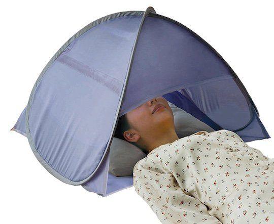 Sleeping Dome Indoors Head Tent - The Sleeping Dome Indoors