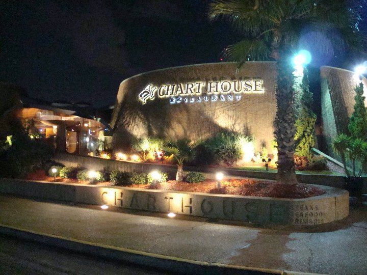 Chart House Restaurant In Downtown Jacksonville Fl