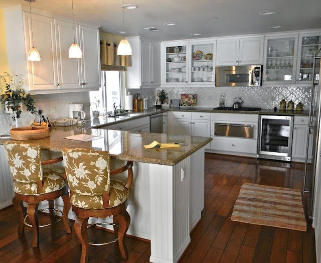 Delightful Island Vs Peninsula: Which Kitchen Layout Serves You Best? U2014 DESIGNED W/  Carla
