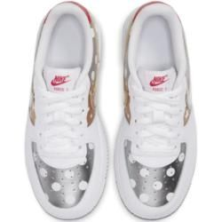Photo of Younger Kids' Nike Force 1 Low Shoe – White NikeNike