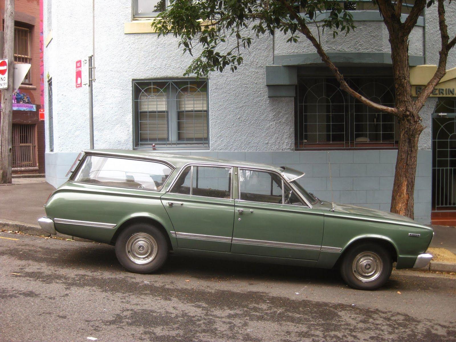 1966 chrysler vc valiant regal station wagon