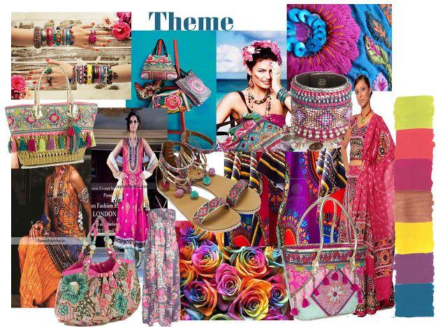 Mood Board Mood Board Fashion India Fashion Textiles Fashion