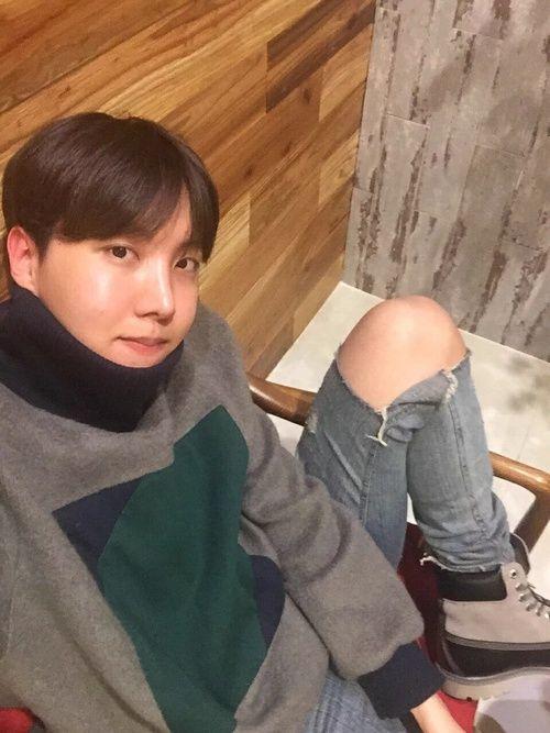 BTS 방탄소년단   Jung Hoseok - J-hope