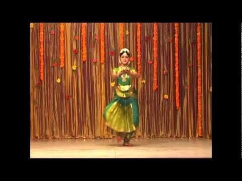 Pushpanjali - Chennai Dance Festival - Nivedha Ramalingam - YouTube