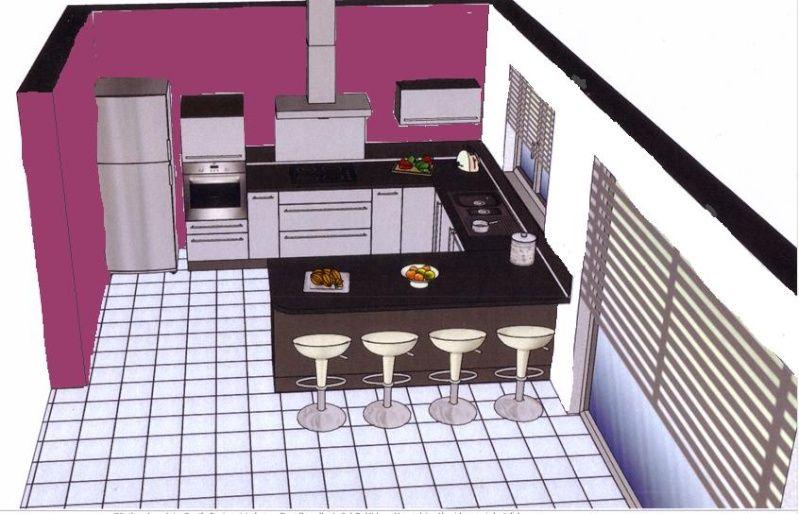 Besoin De Conseils Pour Un Salon Ouvert Sur Cuisine | Salons Ouverts