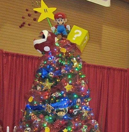 Top 10 Character Themed Christmas Trees Holiday Christmas