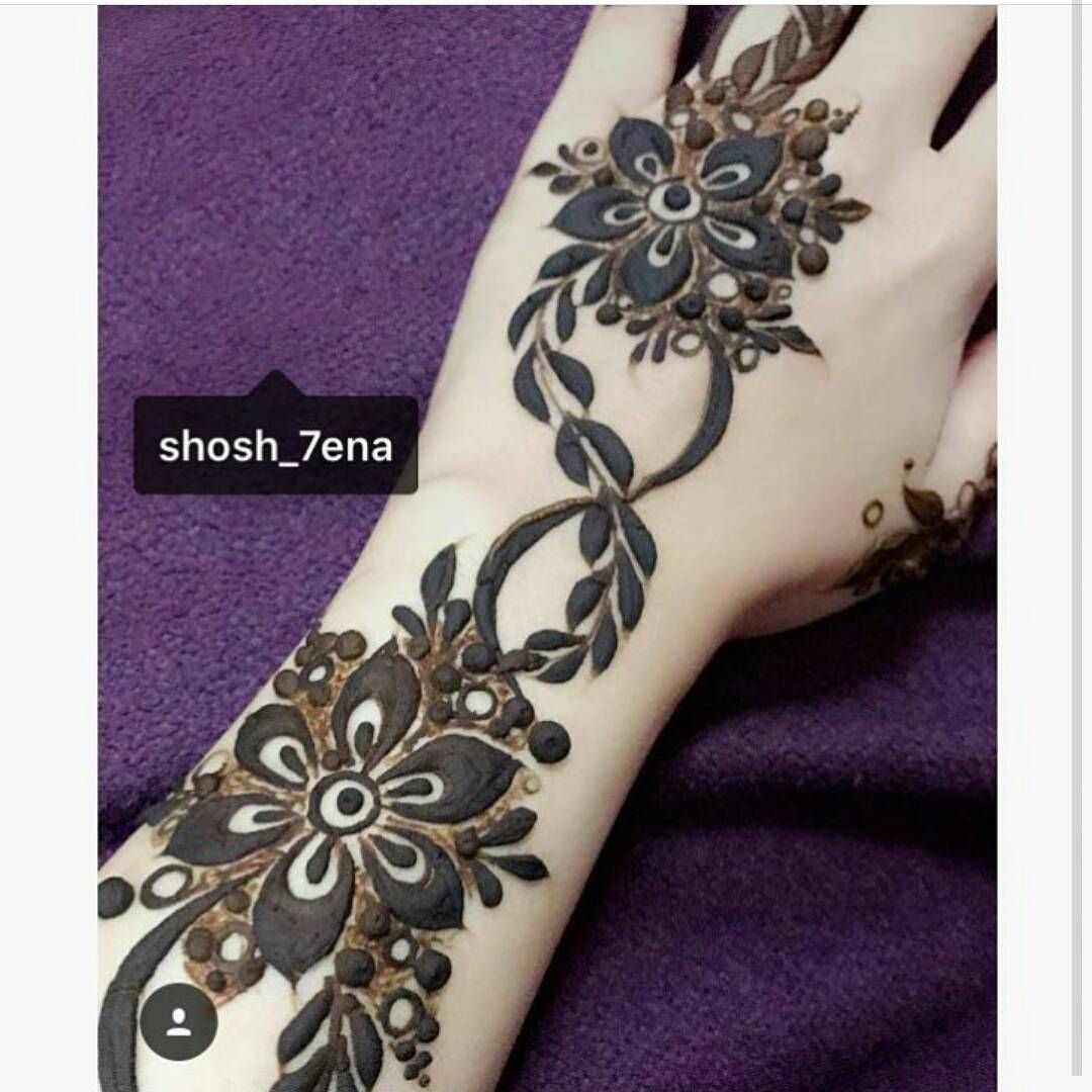 Pin By Salma Sultana On Henna Mehndi Designs For Hands Henna Art Designs Mehndi Art Designs
