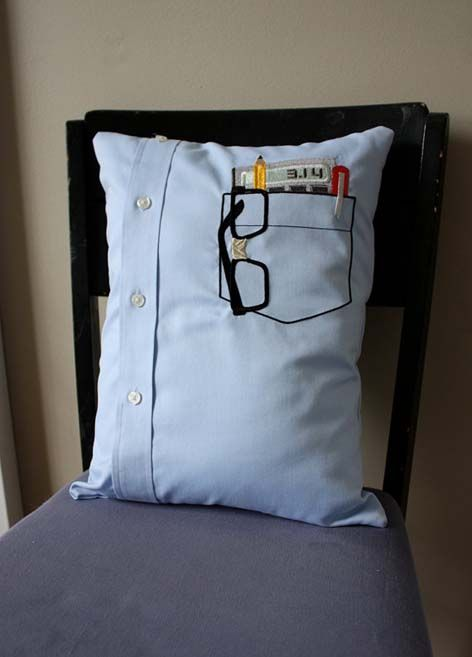 Nerd Pillow http://blog.fossil.com/category/diy-projects/page/2/