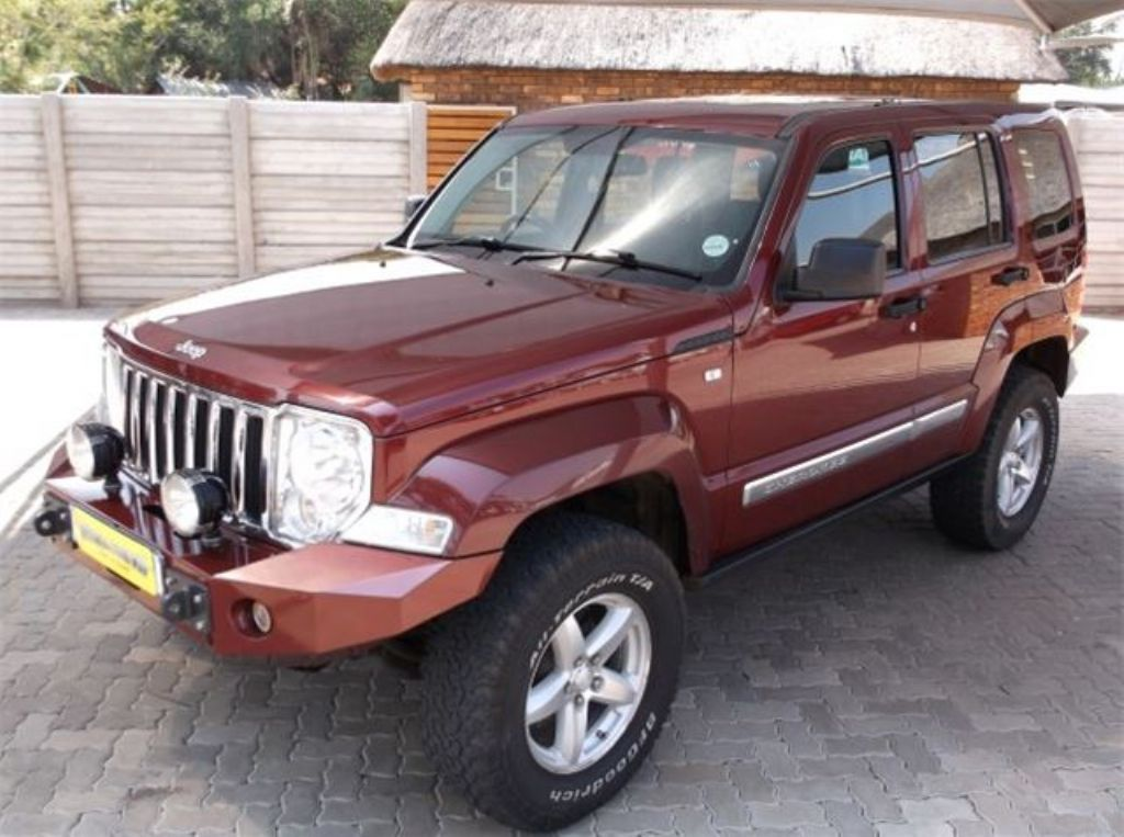 Used Jeep Cherokee 2 8 Crd Limited For Sale In Gauteng 1096006