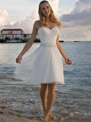 New white/ivory cocktail weddding dress gown beach dress custom size and color https://t.co/gDyzHxSng9 https://t.co/OXZHt4N2gv