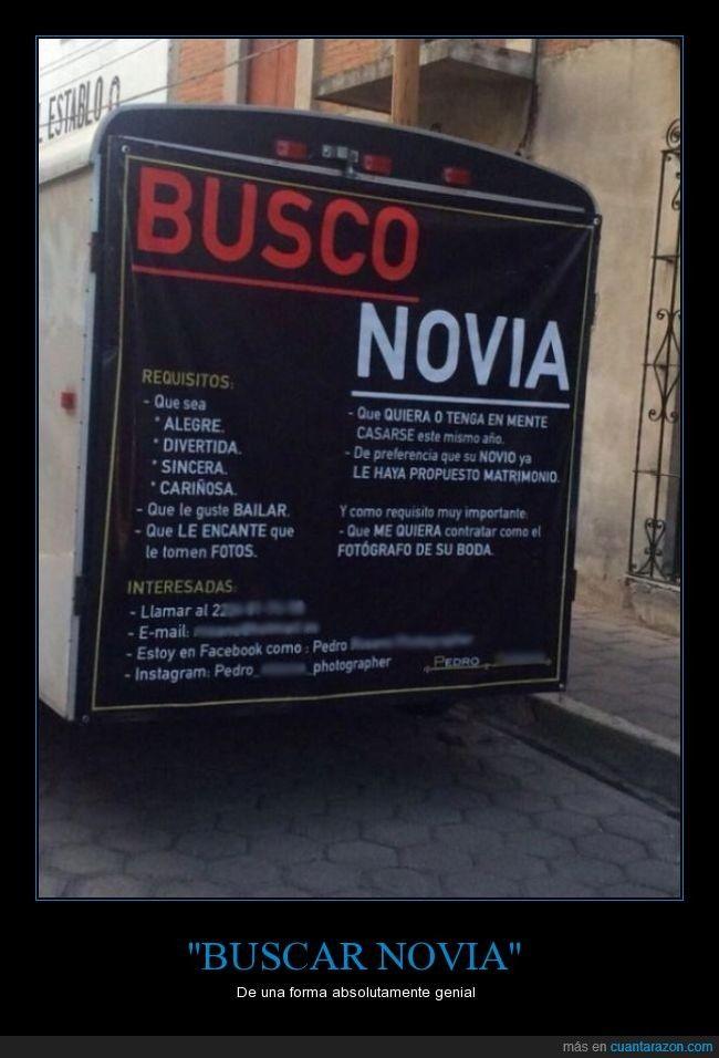 Buscar Novia Humor Social Ads Crazy People