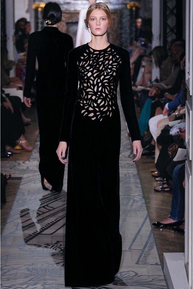 c453ad292 Valentino Haute Couture осень-зима 2011/12 | Dream looks | Осень ...