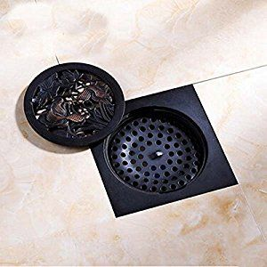Senlesen Art Carved 4 39 39 Shower Floor Waste Drain Cover Oil