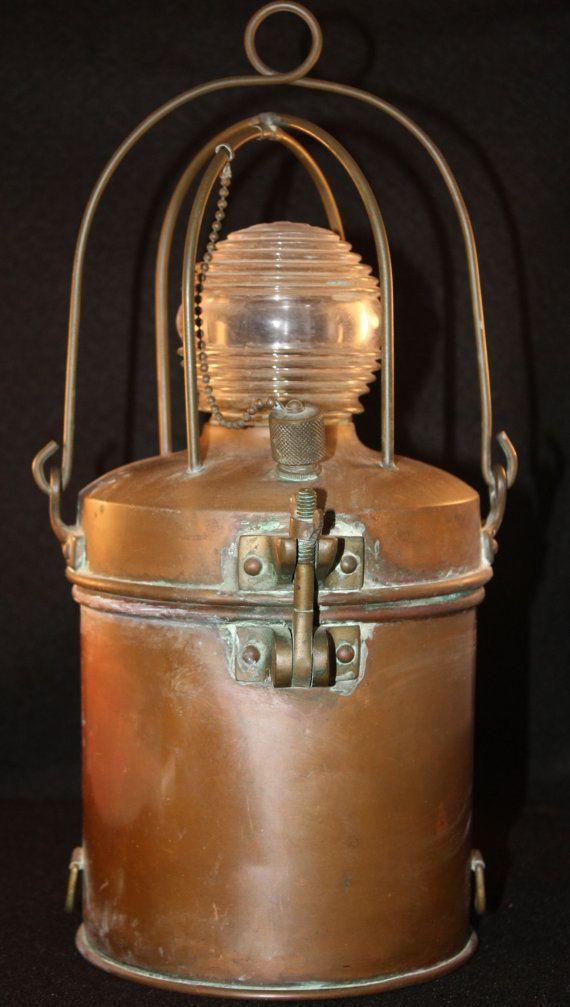 Marine Anchor Lamp Perko Perkins Amp Howe Corp By