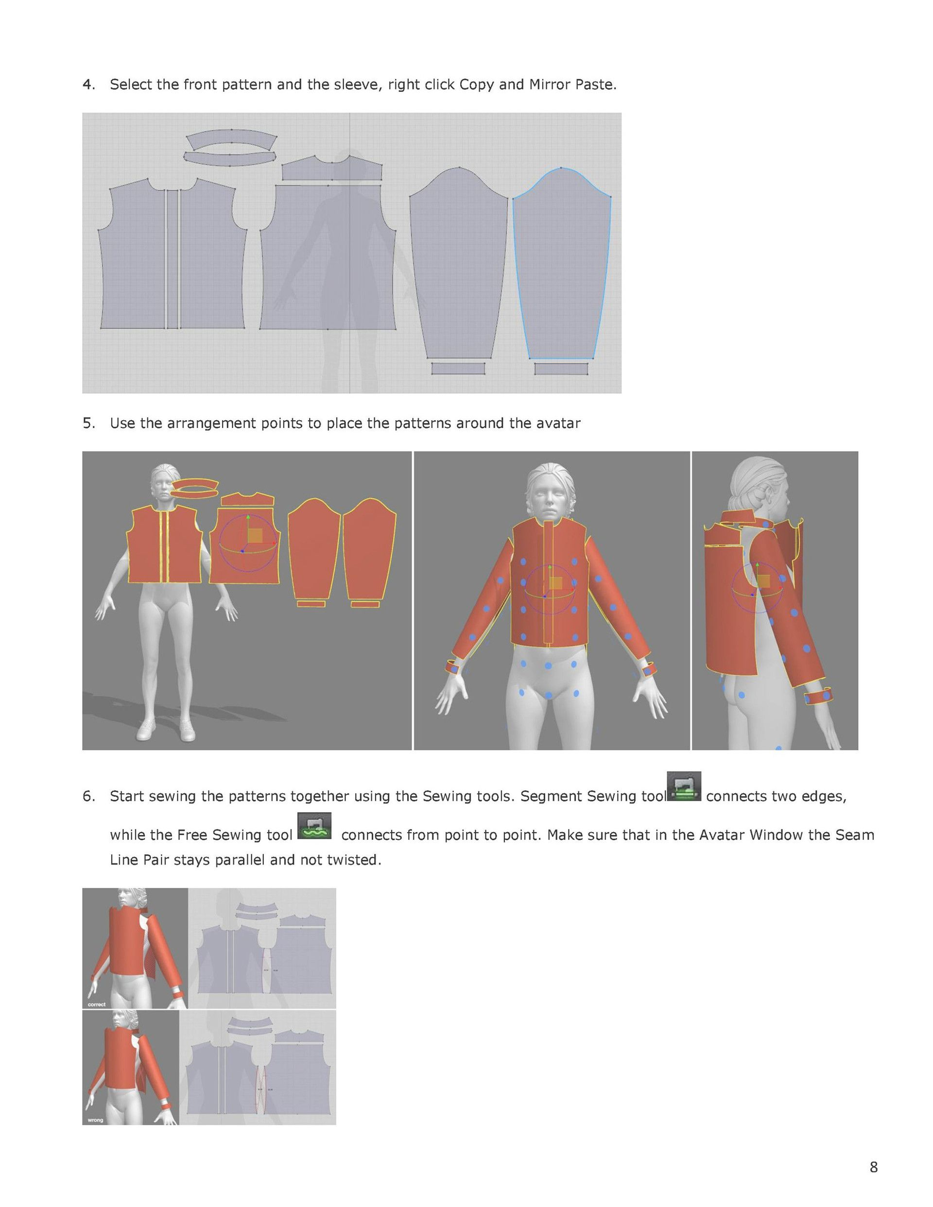 Marvelous Designer Tutorial - Easy by Madina Chionidi MADINA ...