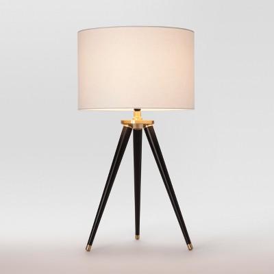 Delavan Tripod Table Lamp Black Project 62 Tripod Table Lamp Drum Shade Table Lamp Tripod Table