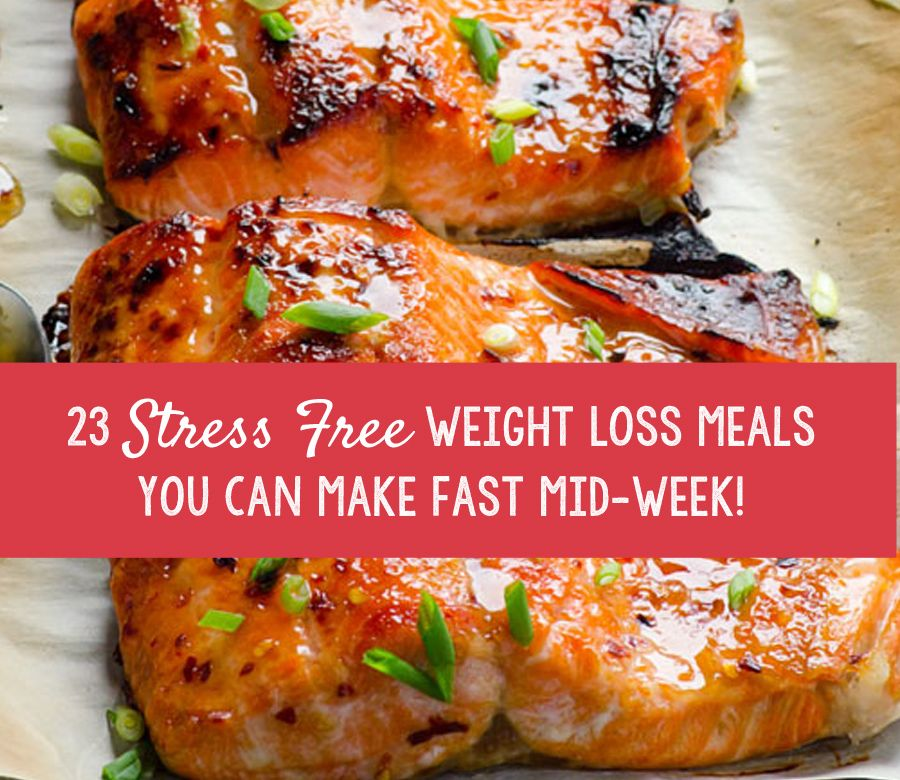 Free easy weight loss recipes
