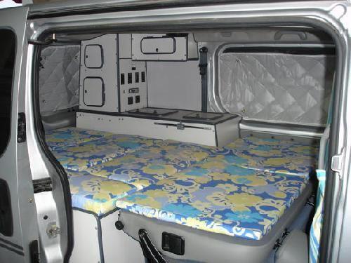 16 primastar vivaro o trafic con cinco o seis plazas furgo camper furgoneta camper - Muebles furgoneta camper ...