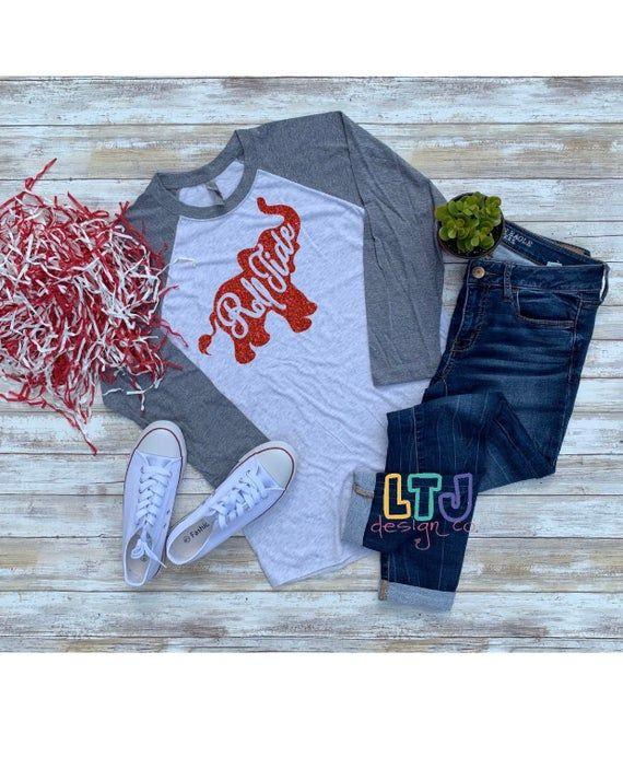 Roll Tide Raglan Tee ~ Alabama Shirt ~ Alabama Crimson Tide Shirt ~  Baseball Tee ~ Roll Tide Shirt ~ Alabama Football Shirt #rolltidealabama