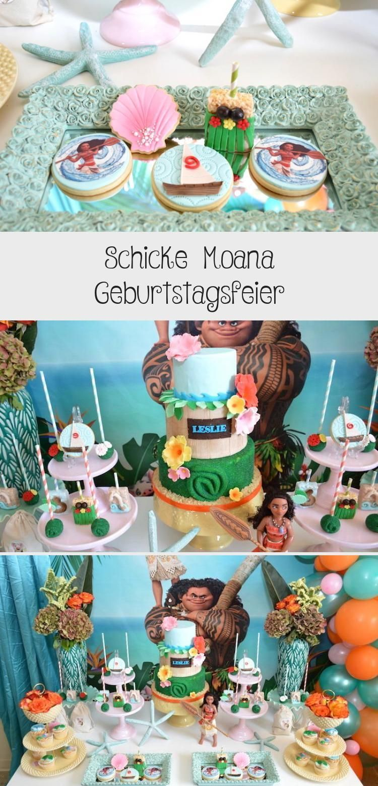 Photo of Senden Moana Geburtstagsparty #Geburtstagsparty #moana #chick #BdayPartyDeco …