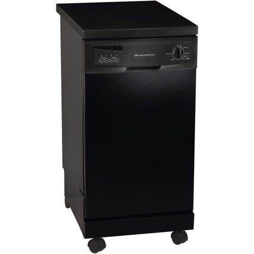 Frigidaire FMP330RGB 18 Portable Dishwasher - Black Frigi...