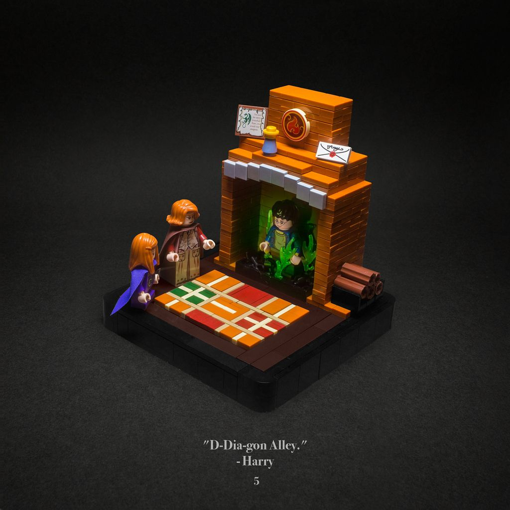 Pin On Lego Harry Potter