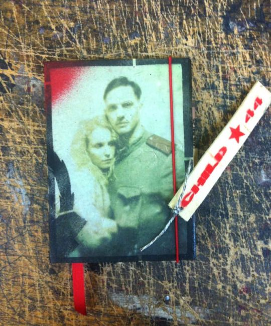 Tom Hardy and Noomi Rapace - Child 44 (2015)