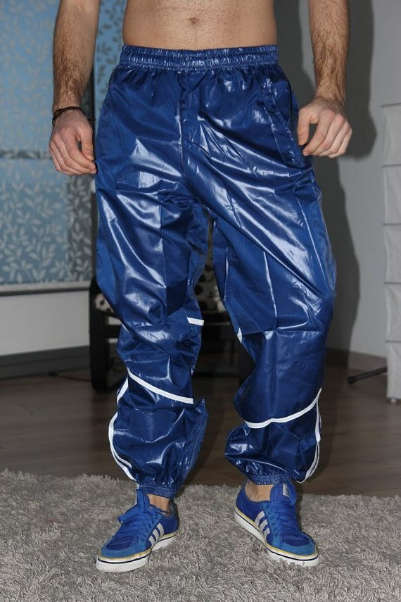 Calsurf trackies shinytrackies glanzhose wetlook ...