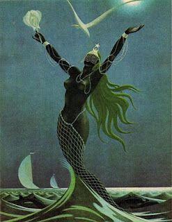 Dia De Iemanja 02 De Fevereiro African Mythology Orisha