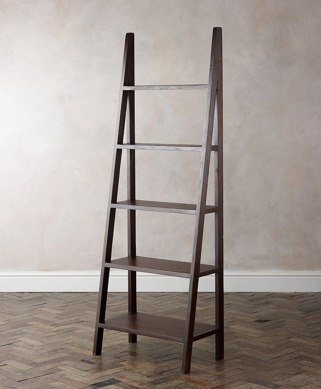 shelves best home ideas ladder bookshelf designs storage decor bookcase bookcases black book