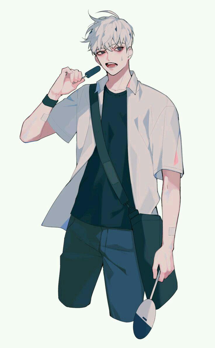 Pin Oleh Day S Di Anime Pictures Gambar Anime Anime Anak Laki Laki