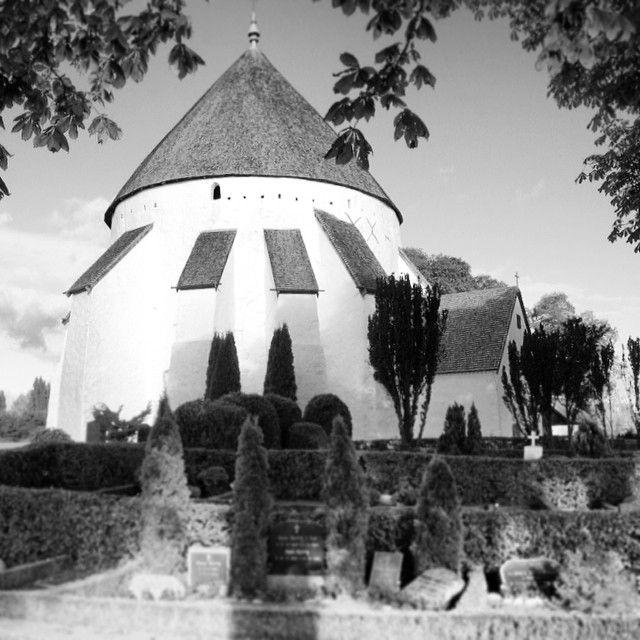 Østerlars Rundkirche #oesterlars #rundkirche #bornholm #daenemark #denmark #kirche