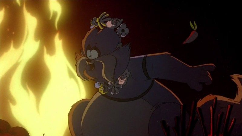 An American Tail Fievel Goes West 1991 Animation Screencaps