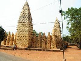 Grand Mosque, Bobo-Dioulasso, Burkina Faso