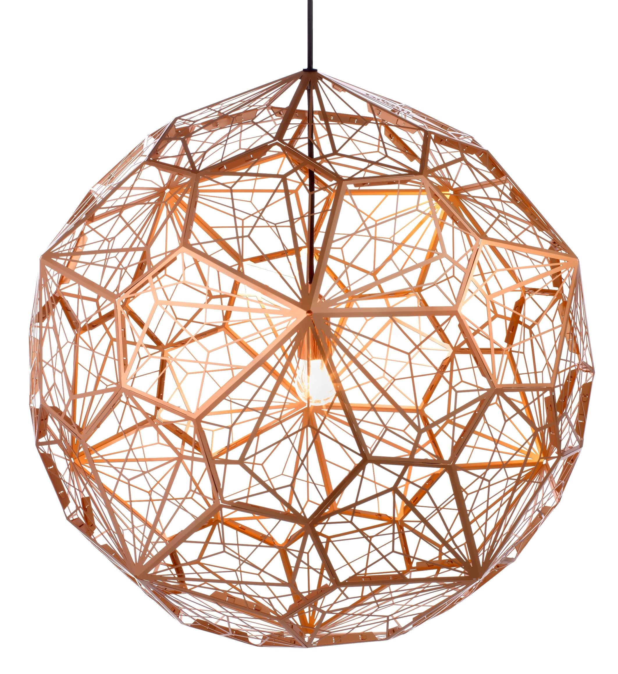 Tom Dixon Le Chantre Du Metal Tom Dixon Lighting Copper Pendant Lights Tom Dixon Etch