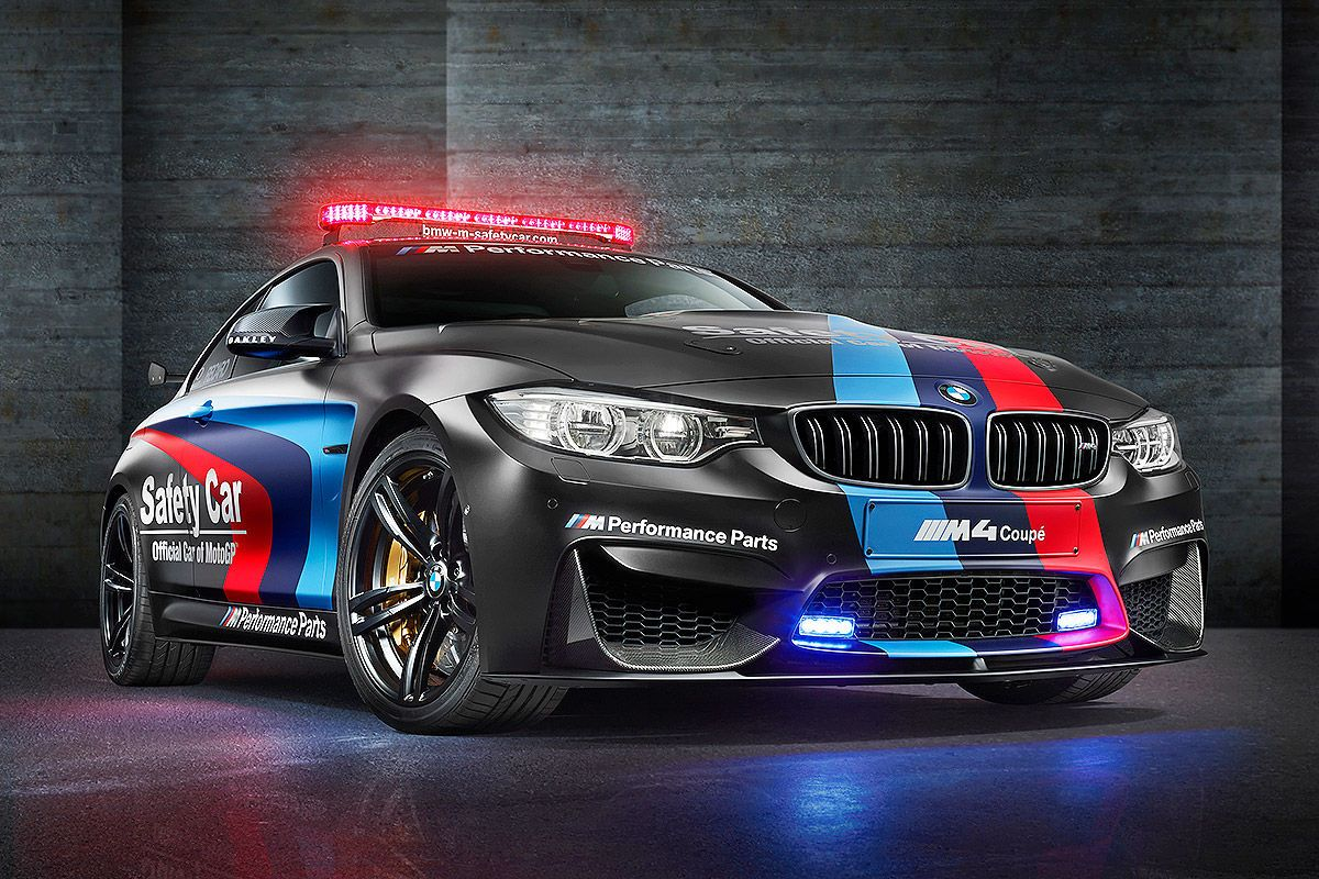 Bmw M4 Motogp Safety Car 2015 Bilder Autobild De Bmw 1er Bmw Autos Bmw