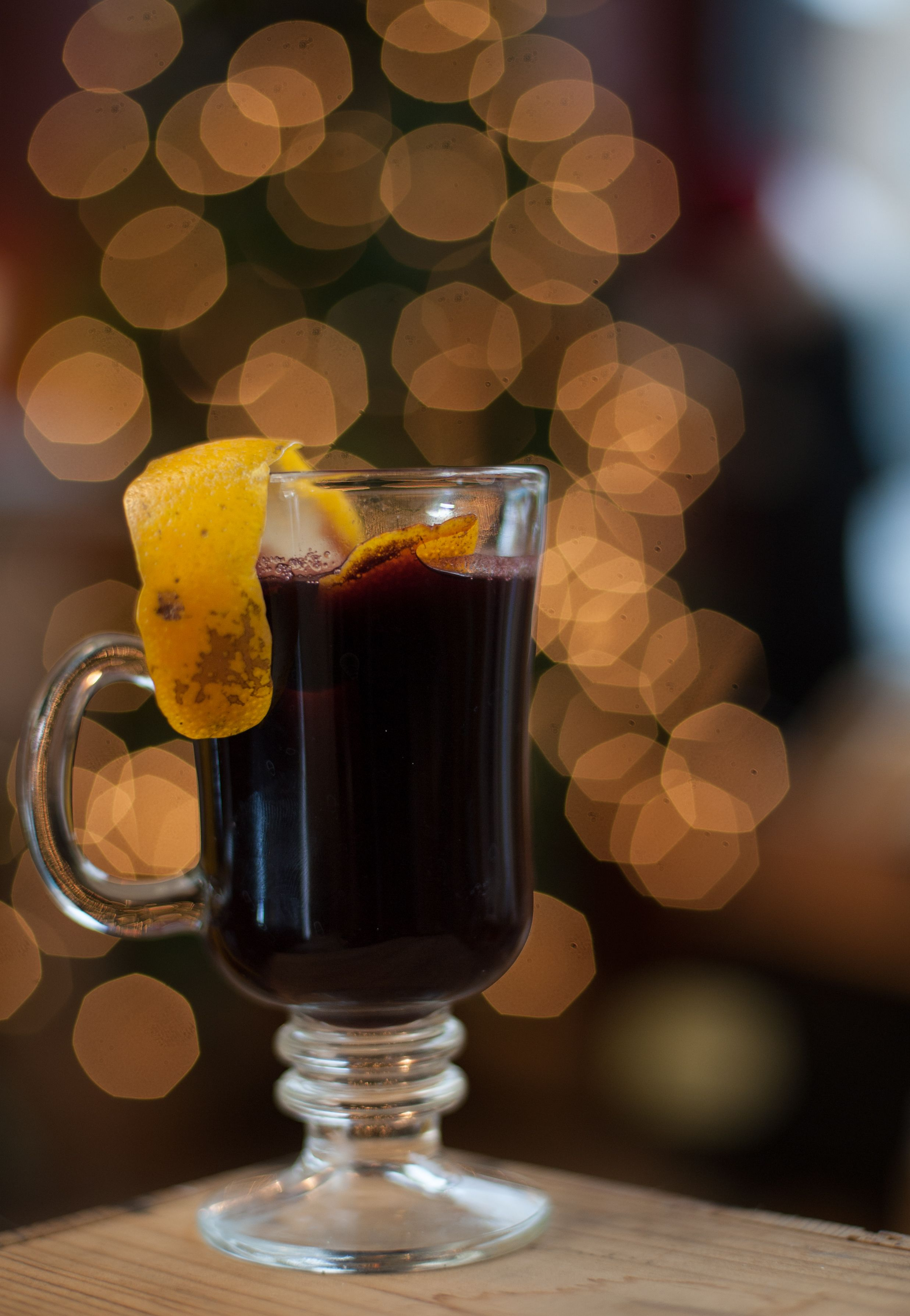 Mulled wine recipe by chef emma currie of the brass