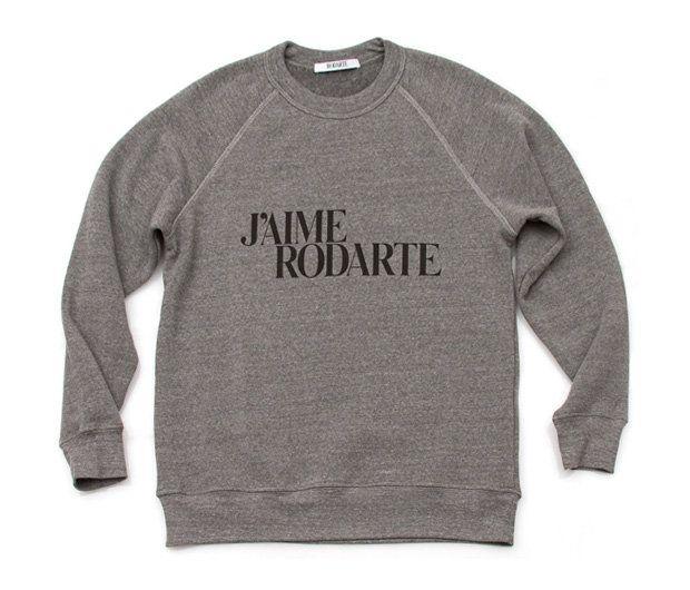 J'aime RODARTE sweater