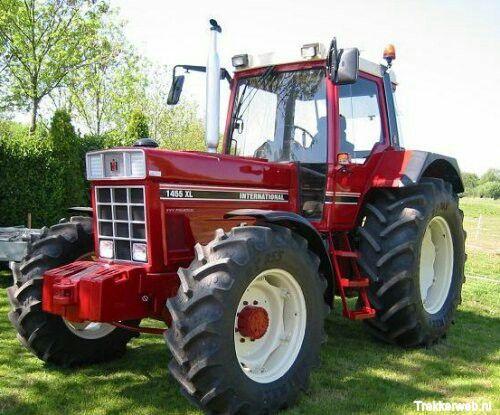 International 1455 Xl Traktoren Case Traktoren Ihc 1455