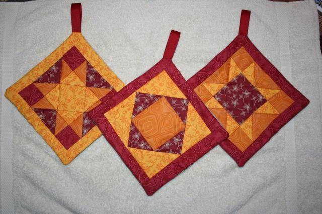 Pot holder tutorial | Sew Happy | Pinterest | Free pattern, Pots and ...