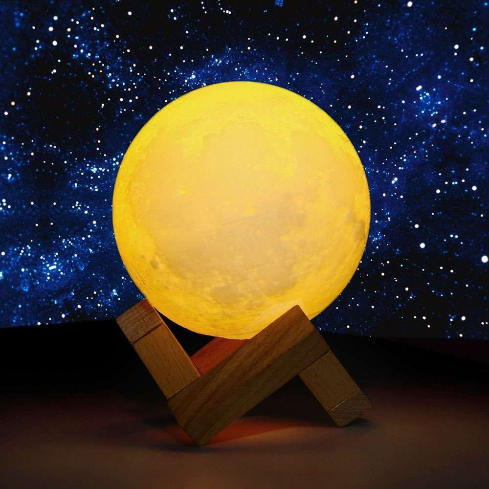 Touch Sensor 3d Moon Lamp Regular Price 29 00 Sale Price 23 78 Free Shipping Lamp Led Night Light Led Holiday Lights
