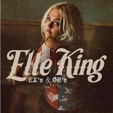 """Elle King la polistrumentista e songwriter debutta nel pop con l'album """"Love Stuff"""""""