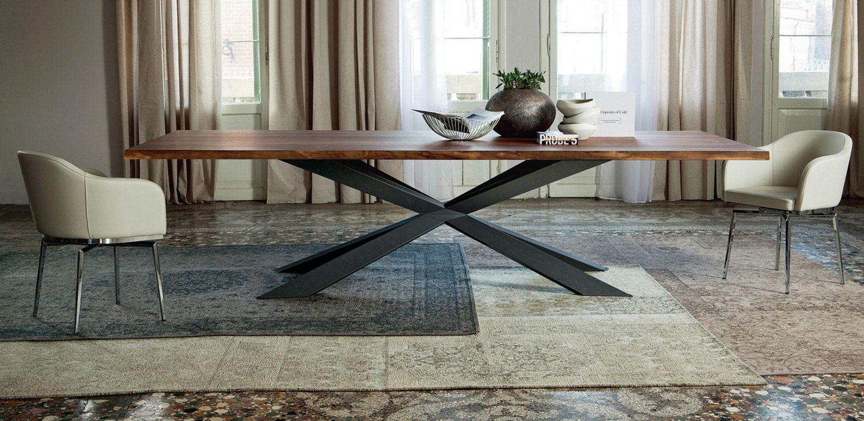 Schön Der Spyder Tisch Ist Ein Modernes Esstisch Design, Entworfen Von Philip  Jackson Für Cattelan Italia. Der Esstisch Ist Nur Mit Einem Fuß, Der Eine  Interessan