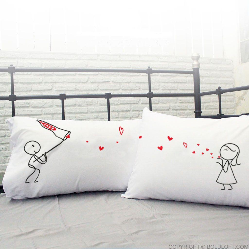 135 couple pillowcases ideas in 2021