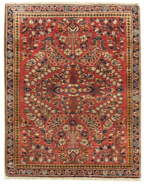 Saruk Antico 70x55 11648 Tappeti, Tappeto persiano